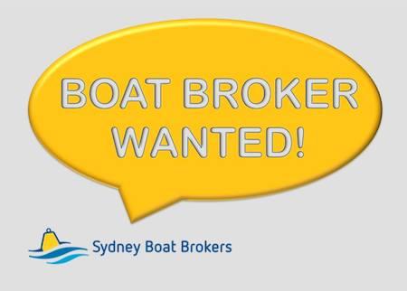 Boat Broker Wanted